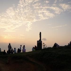 '20 石垣島 絶景スポットで有名な御神崎灯台からの夕陽とオリジナルグラスが作れるガラス館をご紹介!
