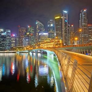 '19 シンガポール・マリーナベイ周辺観光記 3大がっかりのマーライオンで本当にがっかりしてしまった!