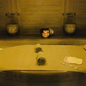 セントレジスイスタンブールのスパIRIDIUM SPAで高級ハマム体験
