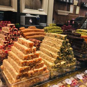 イスタンブール・イスティクラル通りでトルコアイスMADOを食す【世界一周6都市目☆イスタンブール】