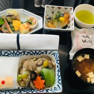 羽田空港ANAラウンジ~ NH851 ANA羽田→台北桃園 ビジネスクラス搭乗記