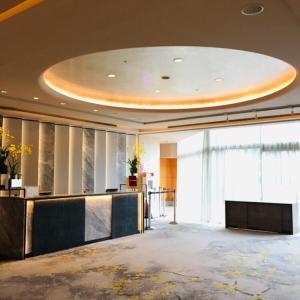 シェラトングランド台北ホテル宿泊記 客室