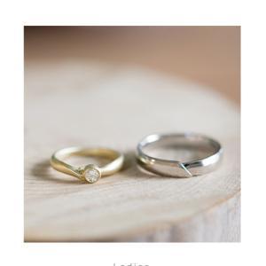結婚指輪探し①