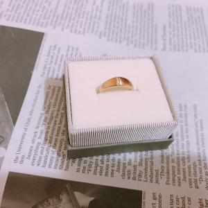 eteの指輪。
