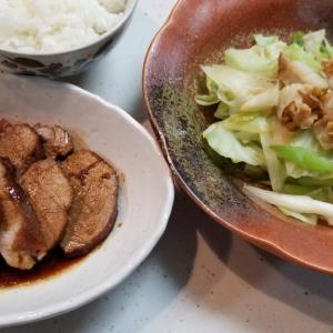 圧力鍋で豚角煮 時短簡単節約 大家族手抜き晩ごはん