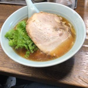 熊王ラーメン 国領駅
