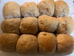 手作りくるみパン