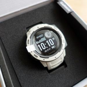 ランニング&山用の時計新調