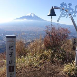 杓子山 2019年11月