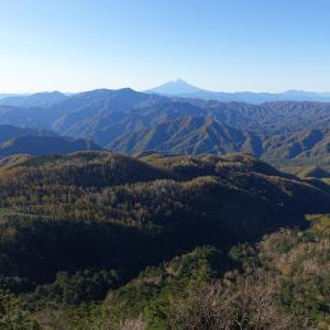 笠取山③ 2020年10月