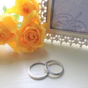 そうだ、結婚指輪を見に行こう◎