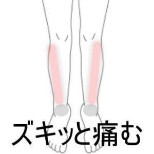 脛の痛み 室蘭登別すのさき鍼灸整骨院 症例報告