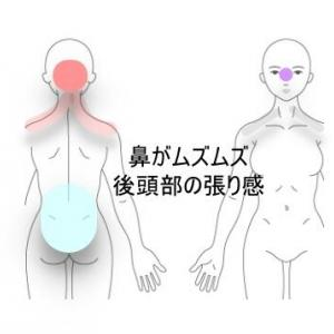 生理後からの不調 室蘭登別すのさき鍼灸整骨院 症例報告