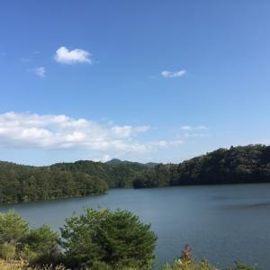 いなさ湖に行ってきました