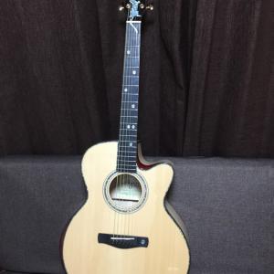 Ayers SJ06E-CS JP Custom ネコギター