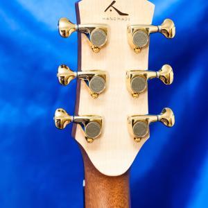 ギターのデザイン ヘッド裏編