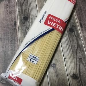 タコのペペロンチーノを作りました