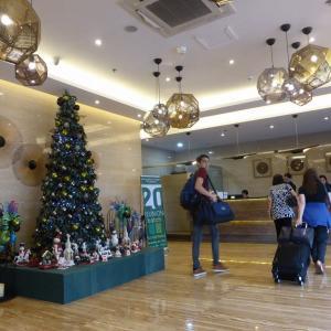 2019、2020年末年始 フィリピン・ビコル地方旅行(3日目-5)Lotus Blu Hotel