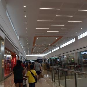 2019、2020年末年始 フィリピン・ビコル地方旅行(3日目-:7)SM City Legazpiのフードコート