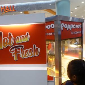 2019、2020年末年始 フィリピン・ビコル地方旅行(3日目-10)popperoo is popcorn