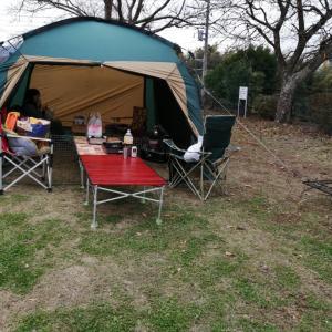 静岡県にある天文台のキャンプ場
