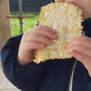 【イタリアお菓子】カーニバルに食べるキアッキエレ