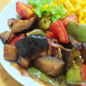 簡単イタリアン野菜炒め