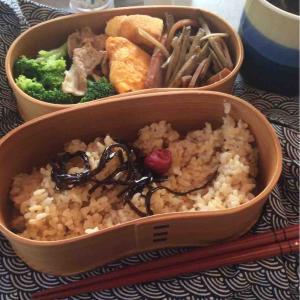 青海波と、さつま芋