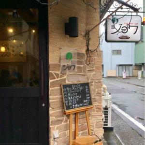 徳島市のジョワと桜柄浴衣