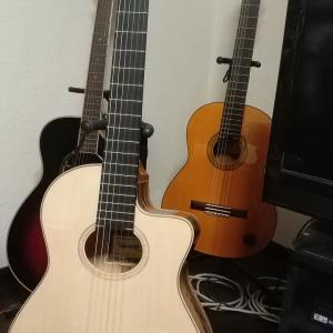 管理人の独り言:琥珀のギター