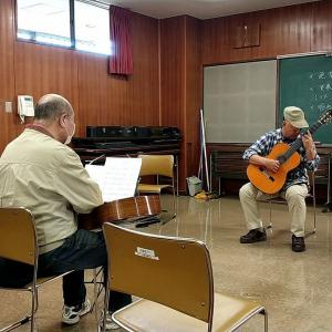 管理人の日記:20201122取手ギターサークル練習会