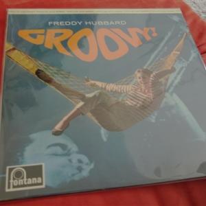 曰く付きのレコード Freddie Hubbard / Groovy!