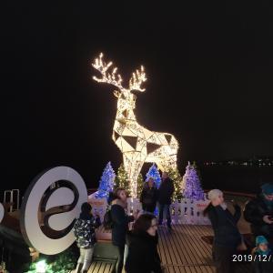 クリスマスマーケット~スイス・モントルー