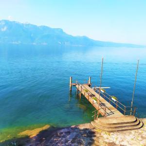 レマン湖畔の素敵な町~ルトゥリ・スイス
