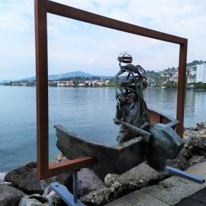 モントルービエンナーレ(スイス・モントルーレマン湖畔)