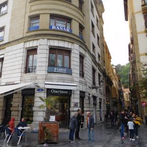 おススメ洋菓子カフェ店~サンセバスチャン・スペイン