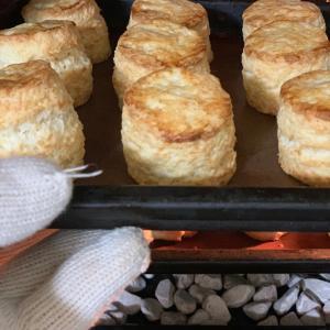 焼き菓子は明日が食べ頃!パンとスコーン販売します