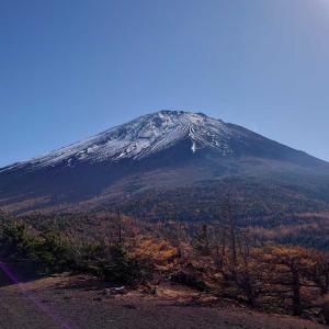 富士山御中道【後編】 2019.11.9(土)