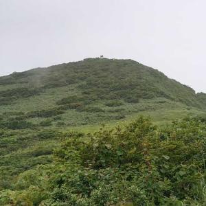 No.51 浅草岳 2020.8.8~8.10