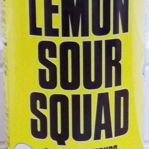 レモンサワーを比較してみた Vol.156 宝酒造「ローソン レモンサワースクワッド」