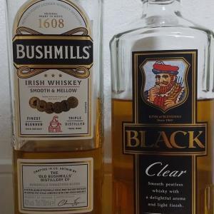 ウィスキーで晩酌を。ブラックニッカクリアはアイリッシュに近いのか?を検証する。