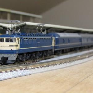 EF65 500番台+20系の旧モデルと、もっと昔のモデルと、おまけ