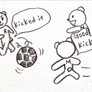 家事しないママコ 漫画で英語#67