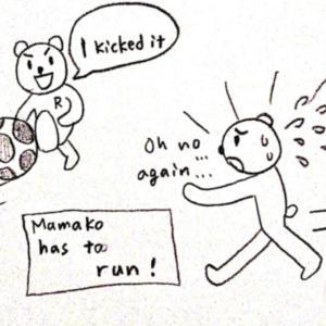 家事しないママコ 漫画で英語#69