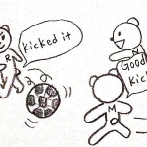 家事しないママコ 漫画で英語#76