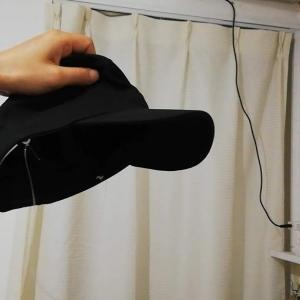 帽子落下防止 あご紐取り付けループの作り方 透明ゴムで目立たない 節約生活20190705 https://youtu.be/xkIORD8yQHA