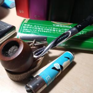 シャグをパイプ喫煙するブログ・・・