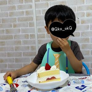 日記■6/1 入園式とケーキ 3y8m18d(44m18d)