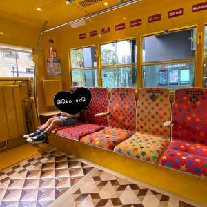 日記■8/2  黄色のイケバスとポケセン 3y10m19d(46m19d)