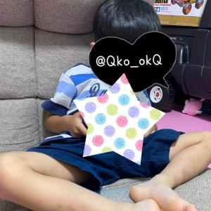 日記■9/17  幼稚園と園外スイミング 4y0m3d(48m3d)